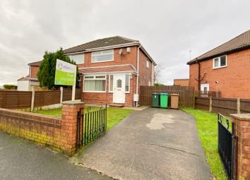 Thumbnail 2 bedroom semi-detached house to rent in Heatley Road, Rochdale