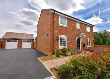 Thumbnail 4 bed detached house for sale in Finedon Road, Burton Latimer, Kettering