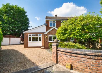 Thumbnail 3 bed semi-detached house for sale in Lodge Drive, Moulton, Northwich
