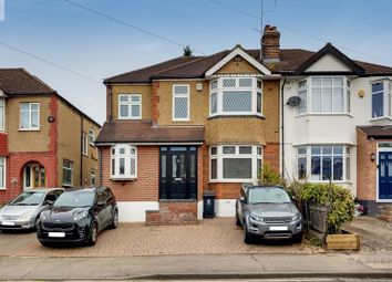 Thumbnail 5 bed semi-detached house for sale in Loughton Way, Buckhurst Hill