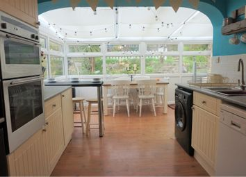 Thumbnail 4 bed end terrace house for sale in Harbourne Avenue, Paignton