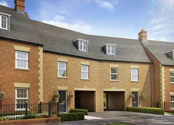 "Thumbnail 2 bed town house for sale in ""The Piddington Splay"" at Heathencote, Towcester"