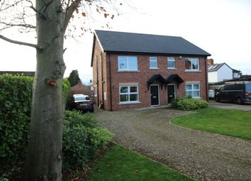 Thumbnail 3 bed semi-detached house for sale in Ballymaconnell Mews, Bangor