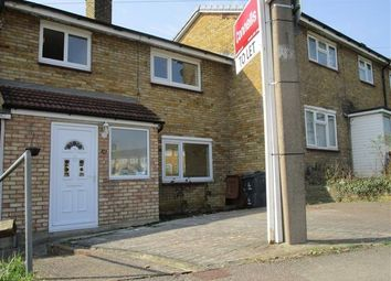 Thumbnail 3 bed end terrace house to rent in Gonville Crescent, Stevenage