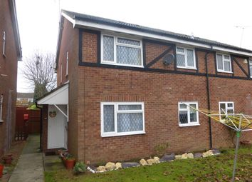 Thumbnail 1 bed flat for sale in Swan Mead, Luton