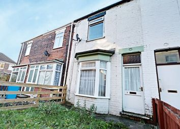 Thumbnail 2 bedroom terraced house for sale in Myrtle Grove, Lorraine Street, Hull