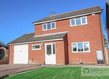 Thumbnail 4 bed detached house for sale in Cedar Drive, Loddon, Norwich