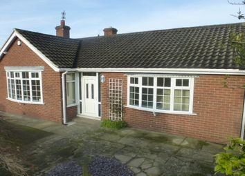 Thumbnail 2 bed bungalow to rent in Belper Road, West Hallam, Derbyshire