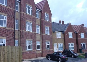 Thumbnail 1 bedroom flat to rent in Stonegate Mews, Balby, Doncaster