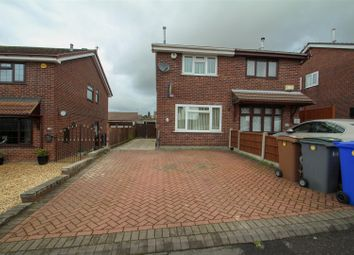 Thumbnail 2 bedroom semi-detached house for sale in Imogen Close, Fenpark, Stoke-On-Trent