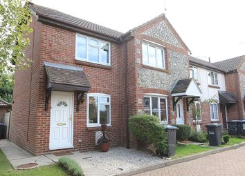 Thumbnail 1 bed end terrace house for sale in Perryfields, Burgess Hill, West Sussex