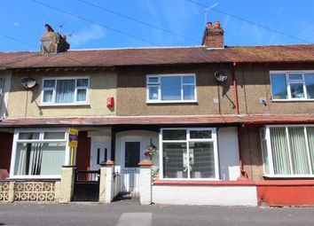 Thumbnail 2 bed terraced house for sale in Percy Street, Fleetwood