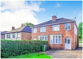 Thumbnail 3 bed semi-detached house for sale in Birmingham New Road, Coseley, Bilston