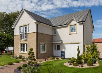 Thumbnail 4 bed detached house for sale in Redcroft Road, Shawfair