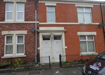 Thumbnail 3 bedroom flat to rent in Tamworth Road, Arthurs Hill, Newcastle Upon Tyne