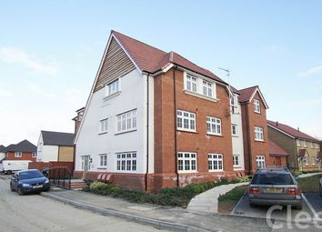 Thumbnail 1 bedroom flat for sale in Valentine Road, Bishops Cleeve, Cheltenham