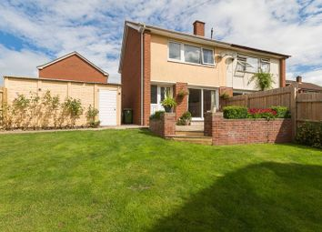 Thumbnail 3 bed semi-detached house for sale in Beechwood Road, Chudleigh, Newton Abbot