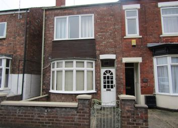 Thumbnail 2 bed semi-detached house for sale in Grey Street, Gainsborough