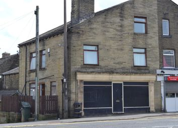 Thumbnail 4 bed end terrace house for sale in High Street, Queensbury, Bradford