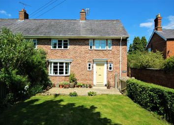 Thumbnail 3 bed cottage for sale in Belgrave Cottages, Tattenhall