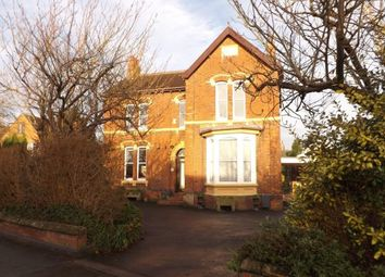 Thumbnail 4 bed detached house for sale in Station Road, Alsager