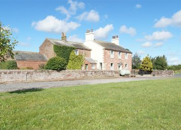 Thumbnail 6 bed detached house for sale in Leegate, Wigton, Cumbria