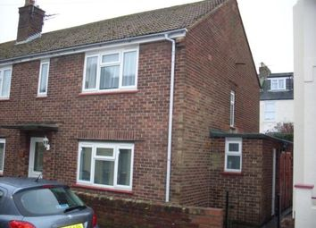 Thumbnail 2 bed flat to rent in Dickson Road, Dover