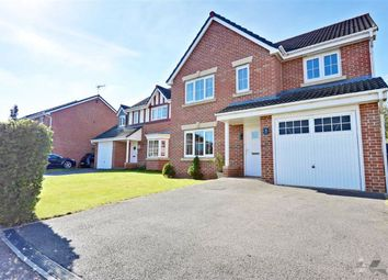 Thumbnail 4 bed detached house for sale in Hough Close, Chesterfield, Derbyshire