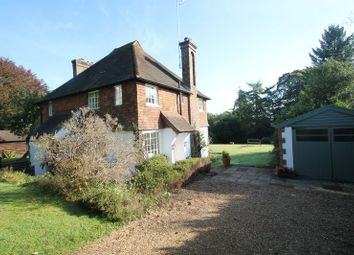 Thumbnail 3 bed detached house to rent in Hammerfield Drive, Abinger Hammer, Dorking