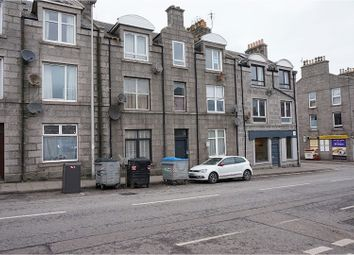 Thumbnail 1 bed flat for sale in Hutcheon Street, Aberdeen