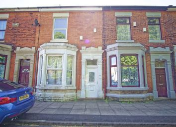 Thumbnail 2 bed terraced house for sale in Harling Road, Preston