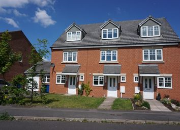 Thumbnail 3 bed terraced house for sale in Basin Lane, Glascote, Tamworth