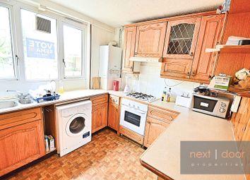 Thumbnail 3 bed maisonette to rent in Robsart Street, Stockwell