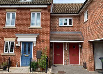 Thumbnail 2 bedroom flat to rent in Poppyfields, West Lynn, King's Lynn