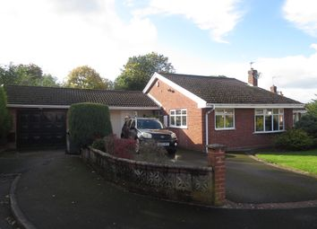 Thumbnail 2 bed detached bungalow for sale in Baltic Close, Trentham, Stoke On Trent
