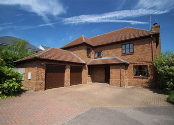 Thumbnail 4 bedroom detached house for sale in Elbury View, Charfield, Wotton-Under-Edge, South Gloucestershire