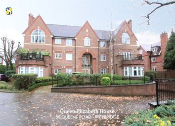 Thumbnail 2 bed flat for sale in 50 Queens Road, Weybridge, Surrey