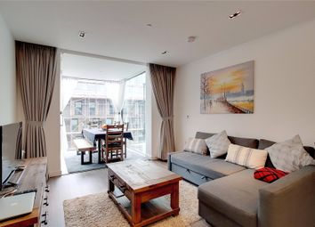 Thumbnail 2 bed flat for sale in Cashmere House, Goodmans Fields, London