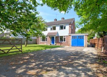 Thumbnail 4 bed detached house for sale in Chapel Street, Duxford, Cambridge