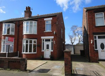 Thumbnail 3 bed semi-detached house to rent in Knowsley Road, Beech Hill, Wigan