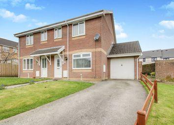 Thumbnail 3 bed semi-detached house for sale in Pen-Y-Parc, Ebbw Vale