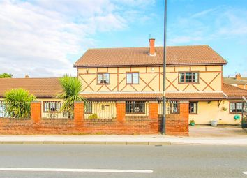 Thumbnail 6 bed detached house for sale in Lichfield Road, Willenhall