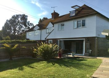 Thumbnail 4 bed terraced house for sale in Goldhurst Green, Icklesham, Winchelsea