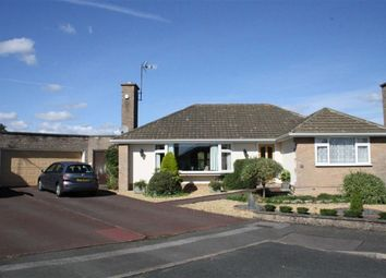 Thumbnail 3 bed detached bungalow for sale in Overdale Close, Glenfield, Leicester