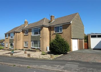 Thumbnail 3 bed flat for sale in Greenwood Court, Carnforth