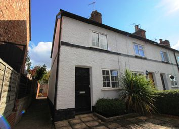 Thumbnail 2 bed end terrace house to rent in Station Road, Borough Green