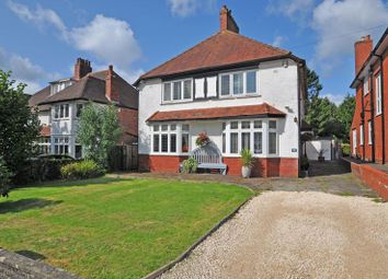 Thumbnail 4 bed detached house for sale in Outstanding Location, Fields Park Avenue, Newport