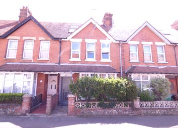 Thumbnail 4 bed terraced house to rent in Queen Street, Littlehampton
