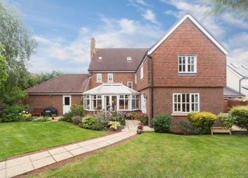 Thumbnail 5 bed detached house for sale in Browning Drive, Winwick, Warrington