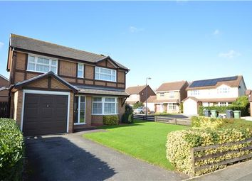 Thumbnail 4 bed detached house for sale in Hudson Close, Yate, Bristol